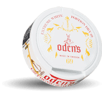 Odens 69 Extreme White Dry  Portion Snus