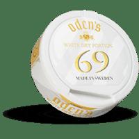 Odens 69 White Dry Portion Snus