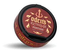 Odens 59 Extreme Portion Snus