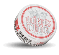 Odens Cold Extreme White Snus Portion