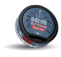 Odens Cold Extreme Portion Snus