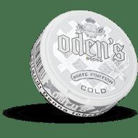 Odens Cold White Portion Snus