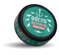 Odens Double Mint Extreme Portion Snus