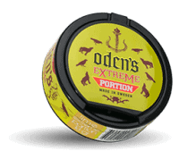 Odens Lime Extreme Portion Snus