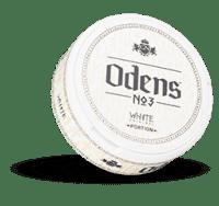 1120 - Odens N3 White Portion Snus