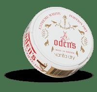Odens Vanilla Extreme White Dry Portion Snus