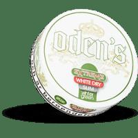 Odens Slim Wintergreen Extreme White Dry Portion Snus
