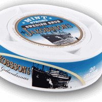 Jakobssons Mint Strong Portion Snus