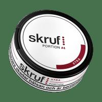Skruf Xtra Strong Portion Snus