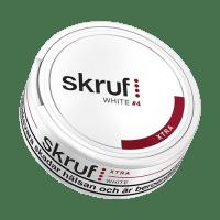 Skruf Xtra Strong White Portion Snus