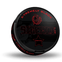 Siberia Black Extremely Strong Portion Snus