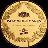 islay whisky snus