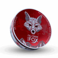 White Fox Full Charge All White Portion
