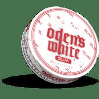 Odens Cold Slim Extreme White Portion Snus