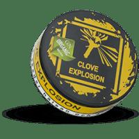 Organic Clove Explosion Brown Snus Portion