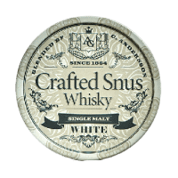 Crafted Whisky White Portion Snus