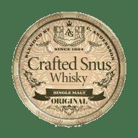 Crafted Whisky Original Portion Snus