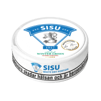 Sisu 1917 Fresh Wintergreen Super Strong White Dry