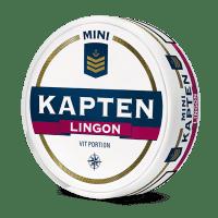 Kapten Mini Lingon Portion Snus