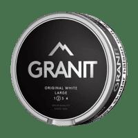 9267 - Granit Original White Portion Snus
