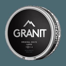 Granit Original White Portion Snus