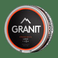Granit Strong White Portion Snus