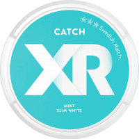 433- Catch XR Mint Slim White