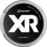 xr general slim white