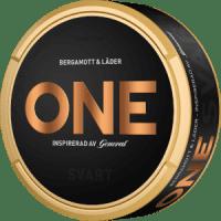 ONE Svart (Black) Original Portion Snus