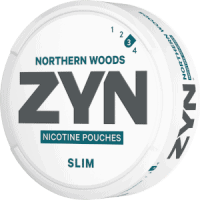 ZYN Slim North Woods Strong