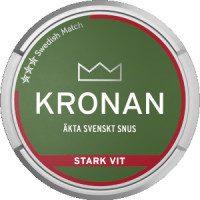 Kronan Stark Vit