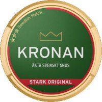Kronan Stark Original Portion Snus
