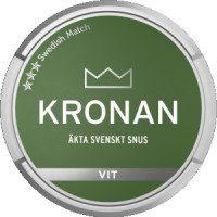Kronan Vit Portion Snus
