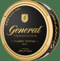 general classic snus