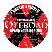 Offroad X White Dry Portion Snus