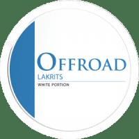 Offroad Licorice White Portion Snus