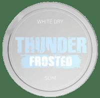 7889 Thunder Frosted Slim White Dry