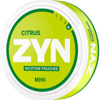 ZYN Citrus Mini Dry Extra Strong