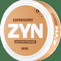 ZYN Espressino Mini Dry Nicotine Pouches