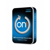 On! Mint 6Mg All White Nicotine Pouches