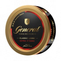 general extra strong loose snus
