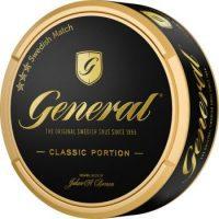 General Classic Original Portion Snus