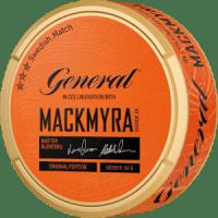 General Mackmyra Portion Snus