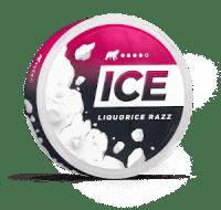 ICE Liquorice razz Strong