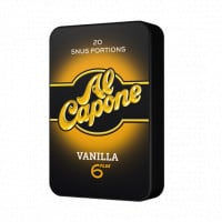 Al Capone Vanilla Dry Mini