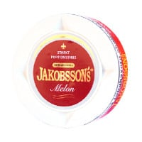 Jakobssons Melon Strong Portion Snus