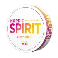 Nordic Spirit Berry Citrus Nicotine Pouches