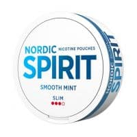 Nordic Spirit Smooth Mint Nicotine Pouches