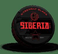 siberia black white dry