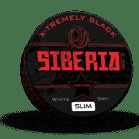 Siberia Black Extremely Strong White Dry Slim